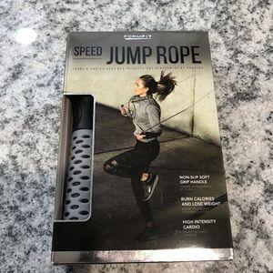Formfit Speed Jump Rope Cardio new